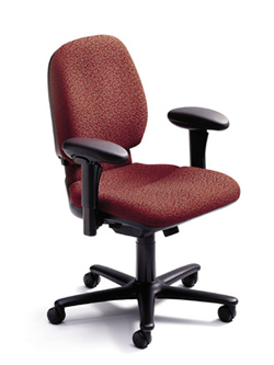 Steelcase Sensor Adj Office Chair